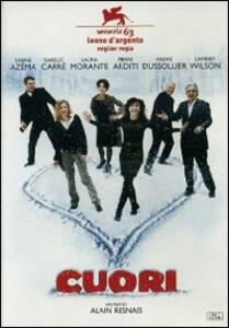 Cuori di Alain Resnais - DVD