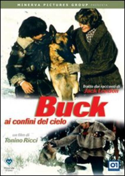 Buck ai confini del cielo di Tonino Ricci - DVD