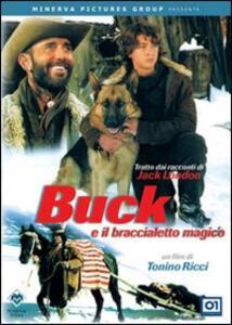Buck e il braccialetto magico di Anthony Richmond - DVD