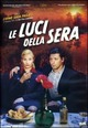 Cover Dvd DVD Le luci della sera