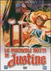 Le piacevoli notti di Justine di François Legrand - DVD