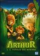 Cover Dvd DVD Arthur e il popolo dei Minimei
