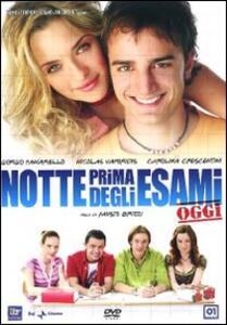 Notte prima degli esami. Oggi (1 DVD) di Fausto Brizzi - DVD
