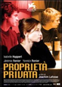 Proprietà privata di Joachim Lafosse - DVD