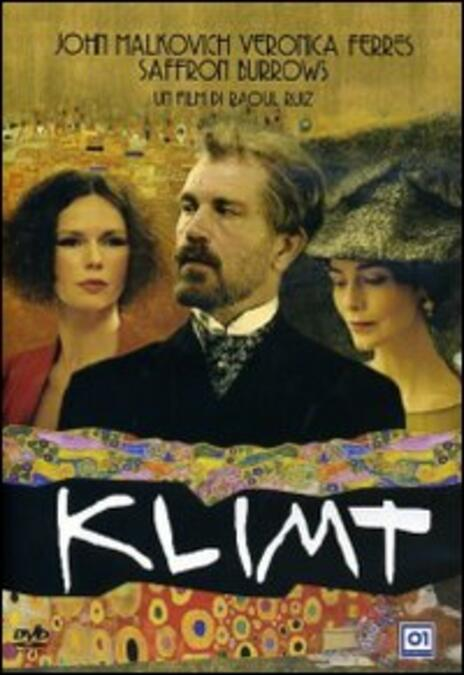 Klimt di Raoul Ruiz - DVD