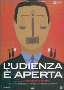 L' udienza è aperta di Vincenzo Marra - DVD