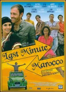 Last Minute Marocco di Francesco Falaschi - DVD