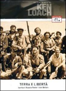 Terra e libertà di Ken Loach - DVD