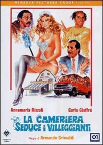 La cameriera seduce i villeggianti di Aldo Grimaldi - DVD