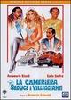 Cover Dvd DVD La cameriera seduce i villeggianti