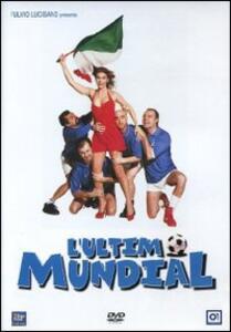 L' ultimo Mundial di Tonino Zangardi,Antonella Ponziani - DVD