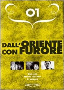 Dall'oriente con furore (3 DVD) di Paul Hunter,Louis Leterrier,Prachya Pinkaew