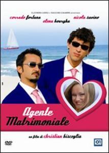 Agente matrimoniale di Christian Bisceglia - DVD