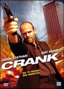Crank di Mark Neveldine,Brian Taylor - DVD