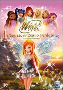 Winx Club. Il segreto del regno perduto (2 DVD)<span>.</span> Special Edition di Iginio Straffi - DVD