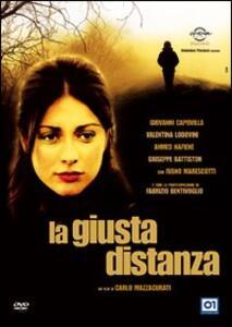 La giusta distanza di Carlo Mazzacurati - DVD