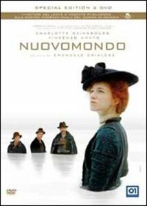 Nuovomondo (2 DVD)<span>.</span> Special Edition di Emanuele Crialese - DVD