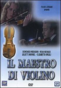 Il maestro di violino di Giovanni Fago - DVD