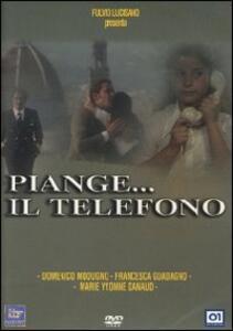 Piange il telefono di Lucio De Caro - DVD