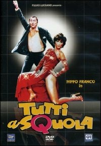Cover Dvd Tutti a squola
