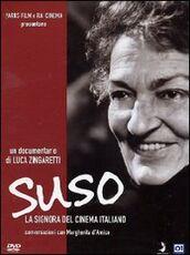 Film Suso. Conversazione con Margherita D'Amico Luca Zingaretti