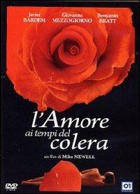 Cover Dvd L'amore ai tempi del colera