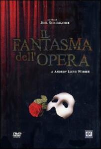 Il fantasma dell'Opera di Joel Schumacher - DVD
