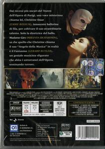 Il fantasma dell'Opera di Joel Schumacher - DVD - 2
