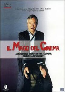 Il mago del cinema. L'incredibile storia di Mr. Corman di Luigi Sardiello,Nicola Guidetti - DVD