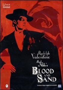 Blood and Sand di Fred Niblo - DVD