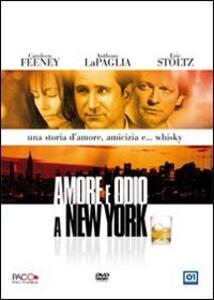 Amore e odio a New York di Mike Bencivenga - DVD