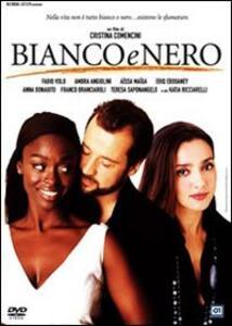 Bianco e nero (con CD)<span>.</span> Special Edition di Cristina Comencini - DVD
