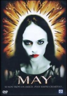 May di Lucky McKee - DVD