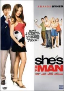 She's the Man di Andy Fickman - DVD