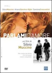 Parlami d'amore di Silvio Muccino - DVD