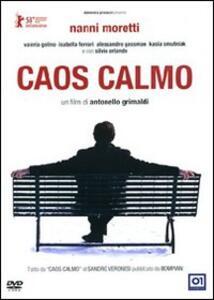Caos calmo di Antonello Grimaldi - DVD