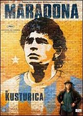 Copertina  Maradona by Kusturica [DVD]