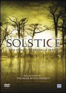 Solstice di Daniel Myrick - DVD