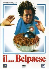 Cover Dvd Il Belpaese