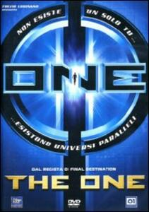 The One di James Wong - DVD