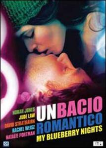 Un bacio romantico. My Blueberry Nights (2 DVD)<span>.</span> Special Edition di Wong Kar Wai - DVD