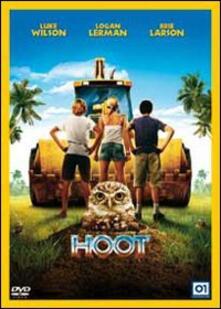 Hoot di Wil Shriner - DVD