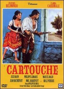 Cartouche di Philippe De Broca - DVD