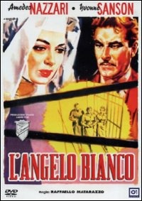 Cover Dvd Angelo bianco