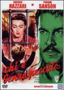 Chi è senza peccato... di Raffaello Matarazzo - DVD