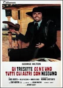 Di Tresette ce n'è uno, tutti gli altri son nessuno di Giuliano Carmineo - DVD