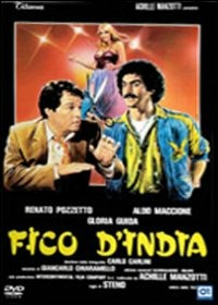 Cover Dvd Fico d'India