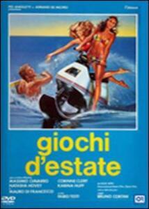 Giochi d'estate di Bruno Cortini - DVD