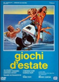 Cover Dvd Giochi d'estate