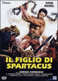 Locandina Il figlio di Spartacus